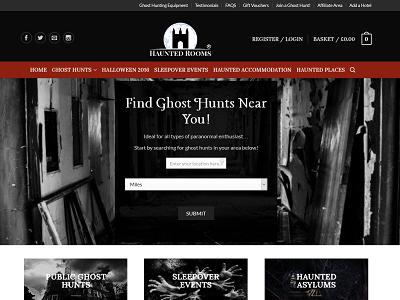 hauntedrooms.co.uk